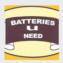 Batteries U Need