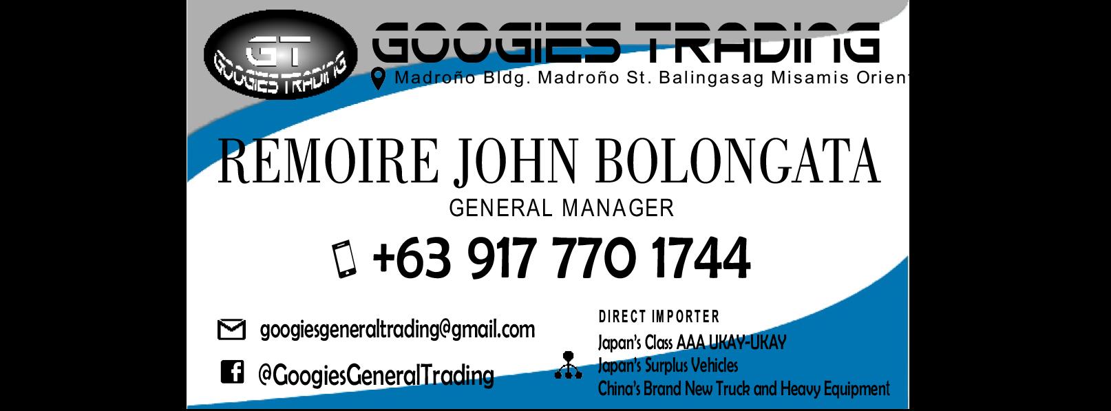 Googies Trading - Vehicles   Cagayandeoro.com