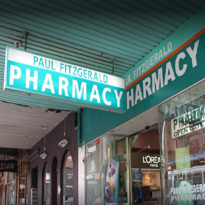 Fitzgerald Paul Pharmacy