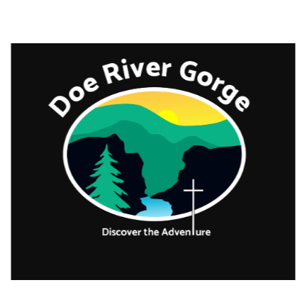 Doe River Gorge.