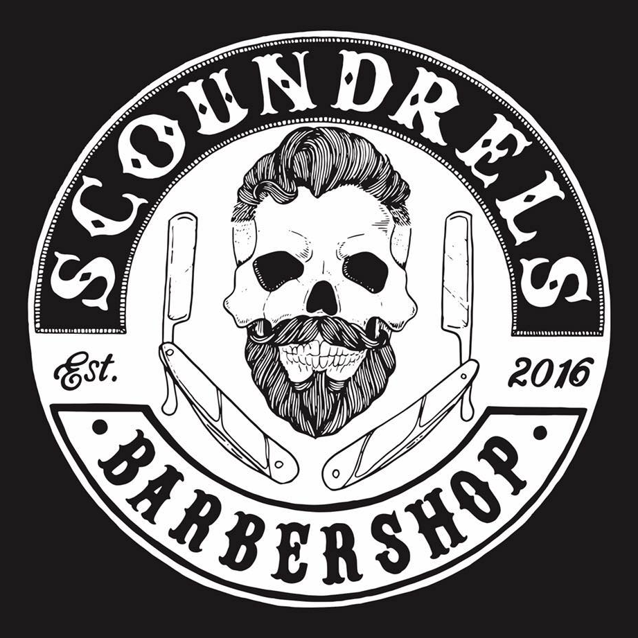 Scoundrels Barber Shop