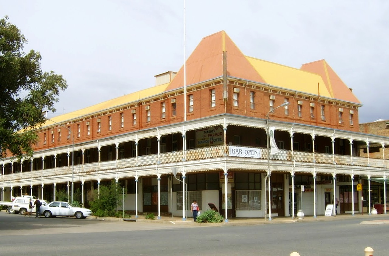 palace hotel new south wales
